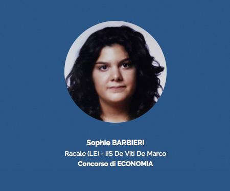 Sophie Barbieri
